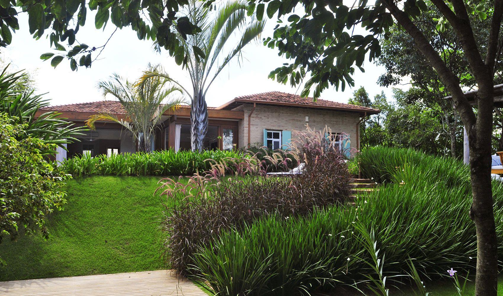 Dise o de exteriores jardines modernos y tropicales for Diseno de jardines pequenos fotos