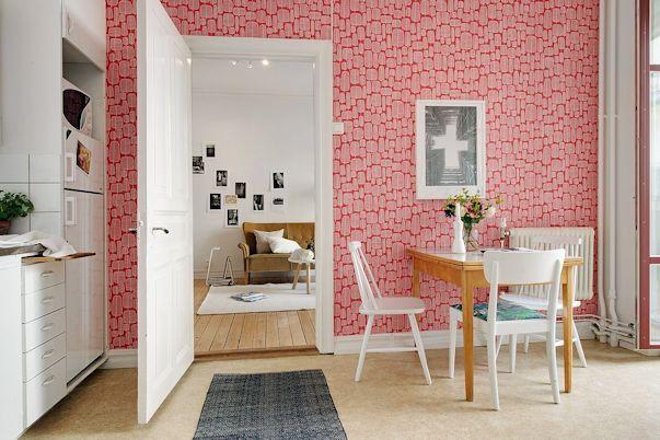 Muebles vintage y elementos contemporáneos