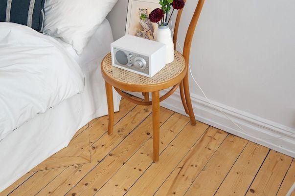 Decorando un monoambiente con muebles vintage 7
