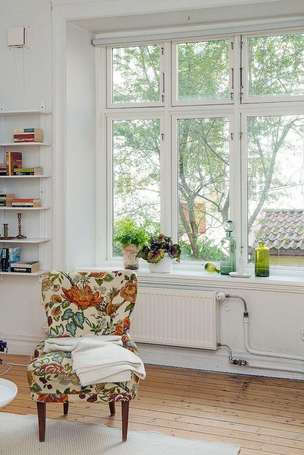 Decorando un monoambiente con muebles vintage 9