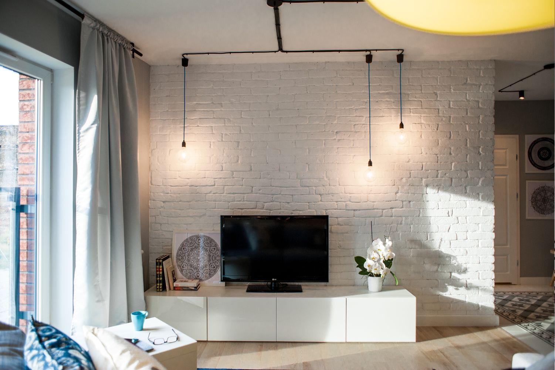 Departamento peque o y moderno de 2 ambientes Diseno de ambientes y arquitectura de interiores