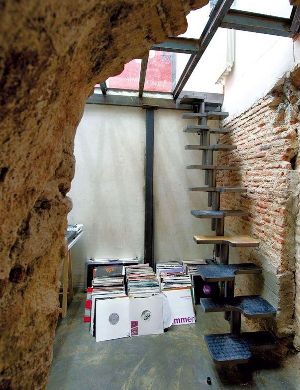 Loft estilo ecléctico industrial 11