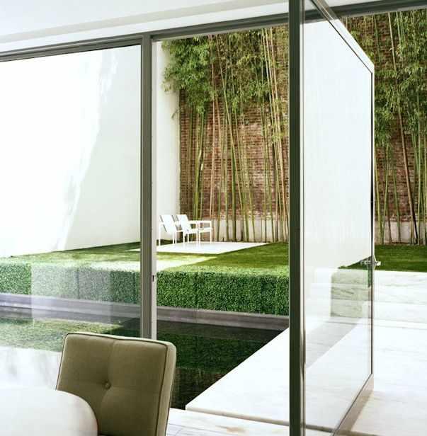 Diseño de exteriores: Jardín minimalista 3