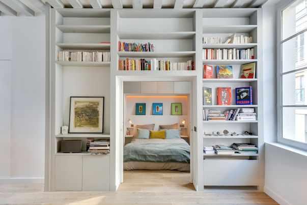 Diseño de interiores contemporáneo en un departamento de 50 metros 1