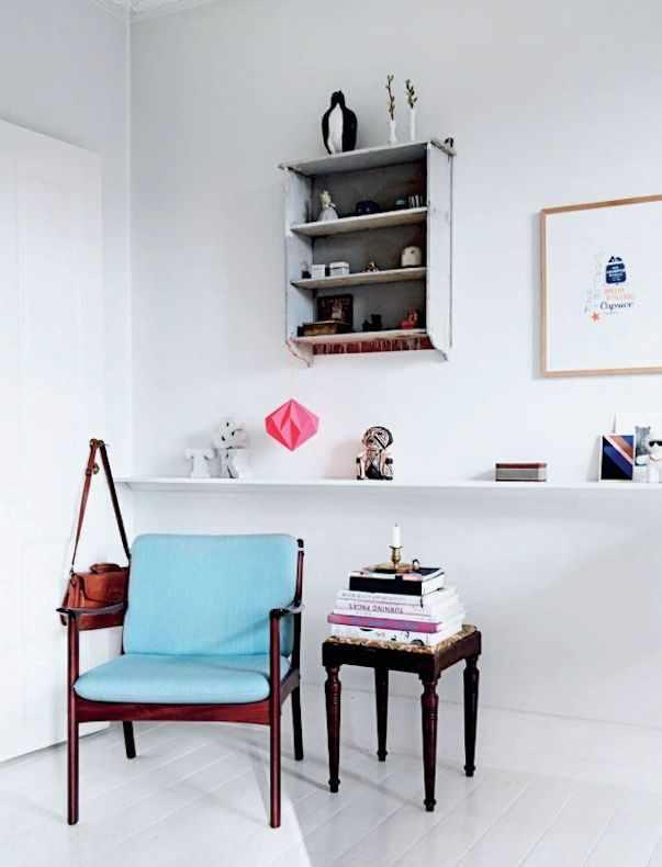 Arte y cuadros en la decoración de un depto de 3 ambientes 4