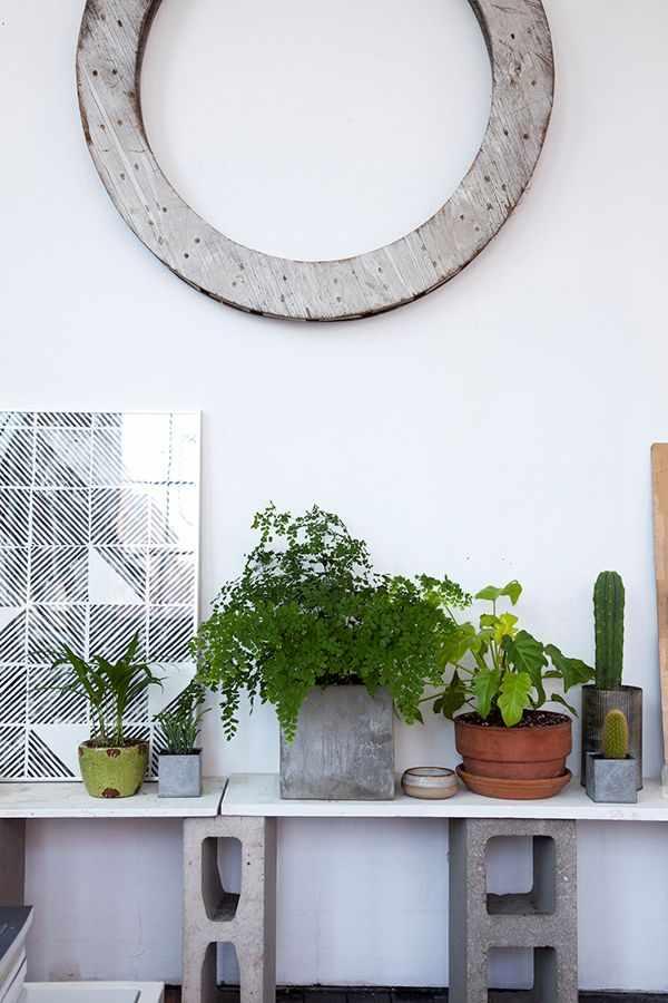 Lofts estilo industrial: estudio de una diseñadora gráfica 2