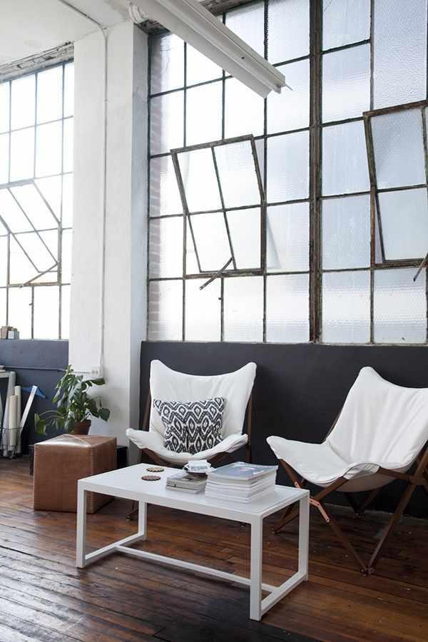 Lofts estilo industrial: estudio de una diseñadora gráfica 4