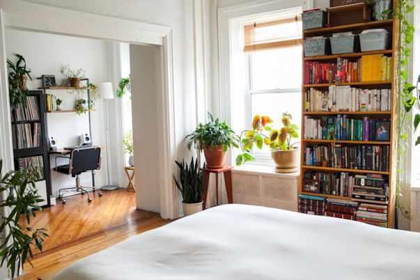 Departamento de 2 ambientes y medio en estilo vintage - 11