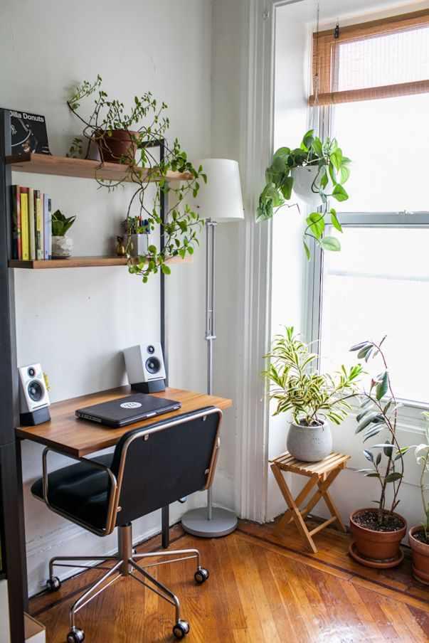 Departamento de 2 ambientes y medio en estilo vintage - 14