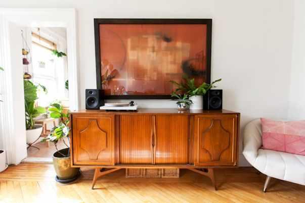 Departamento de 2 ambientes y medio en estilo vintage - 4