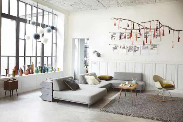 Loft de estilo industrial como vivienda familiar 1
