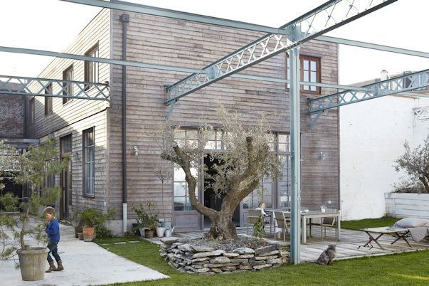 Loft de estilo industrial como vivienda familiar 12