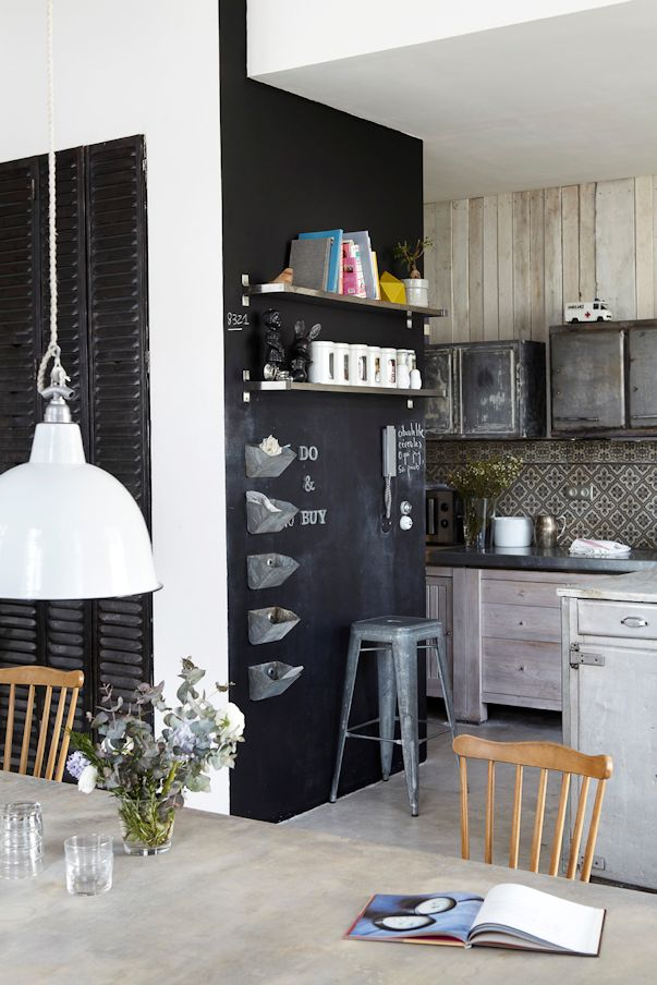 Loft de estilo industrial como vivienda familiar 6