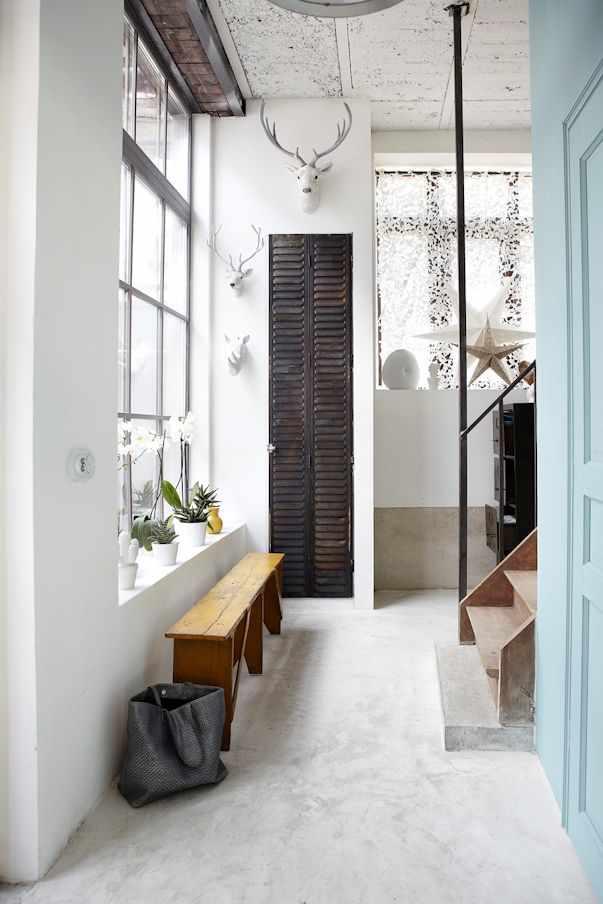 Loft de estilo industrial como vivienda familiar 7