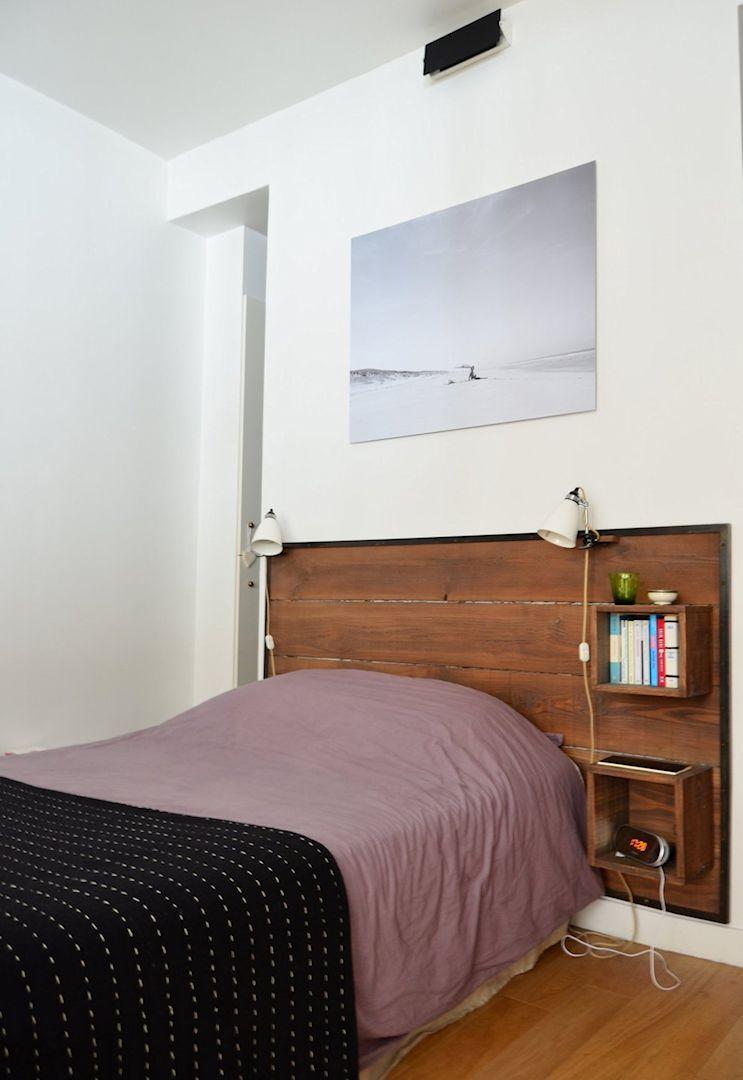 Deco nórdica y vintage en un departamento pequeño de 42 metros 13