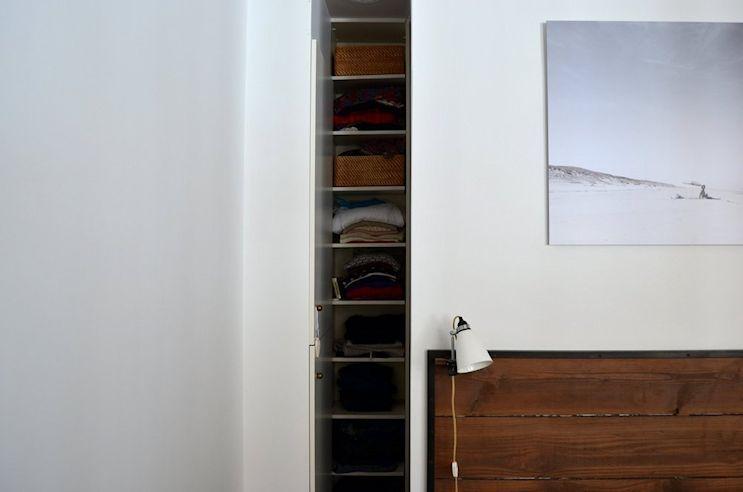Deco nórdica y vintage en un departamento pequeño de 42 metros 14