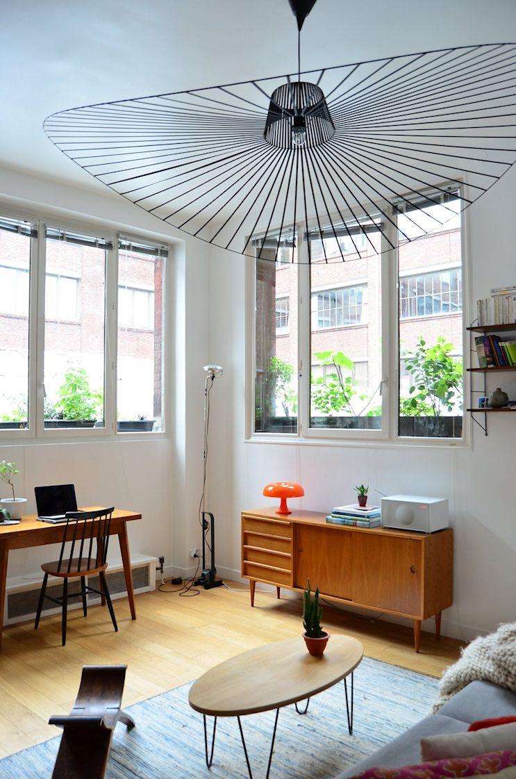 Deco nórdica y vintage en un departamento pequeño de 42 metros 4