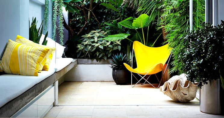 Diseño de patios pequeños: un mini oasis en la ciudad