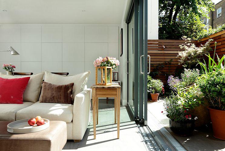 Patios y jardines pequeños: diseño con macetas 6