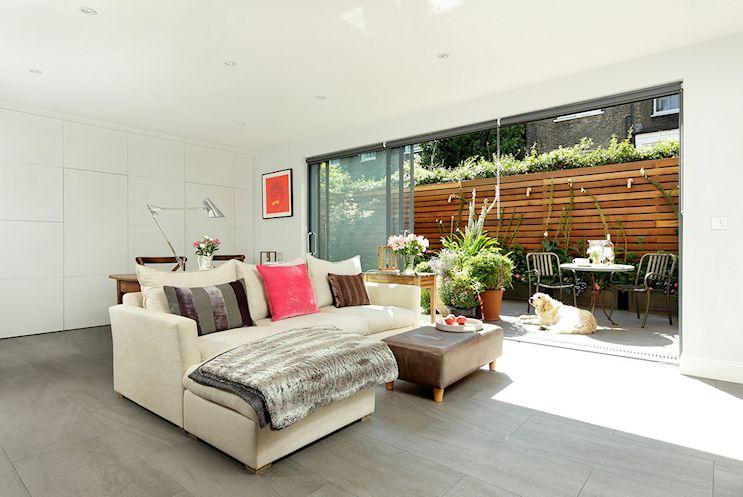 Patios y jardines pequeños: diseño con macetas 7