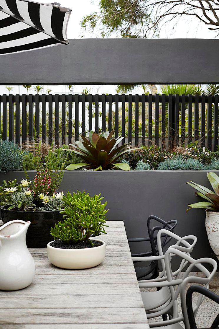 Diseño de terrazas modernas 3