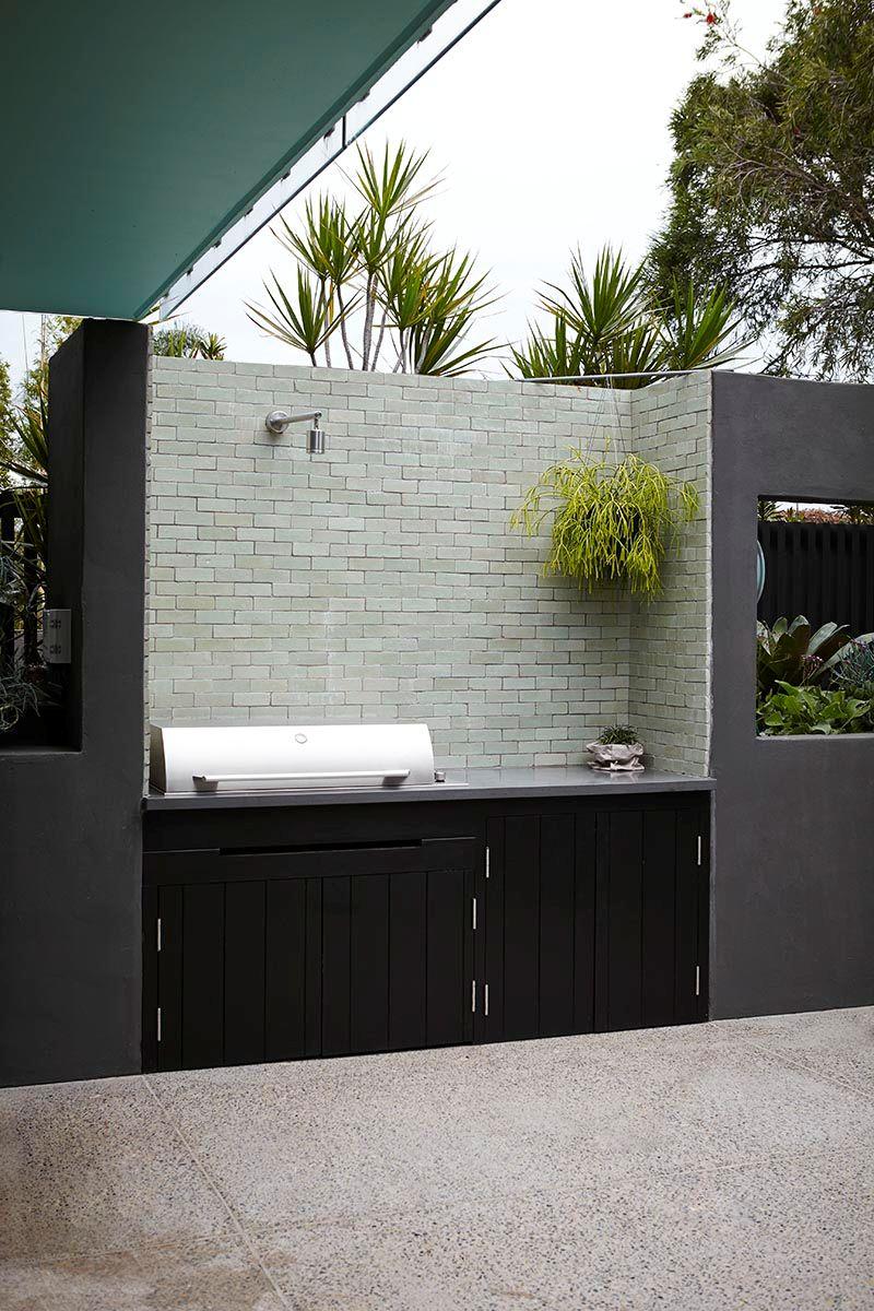 Terraza De Dise 241 O Moderno En Gris Blanco Y Negro