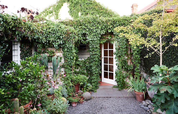 Diseño de jardines pequeños 3