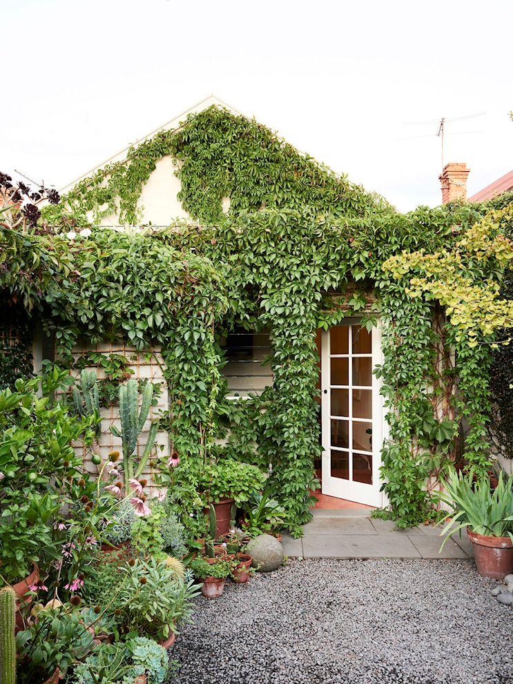 Diseño de jardines pequeños 7