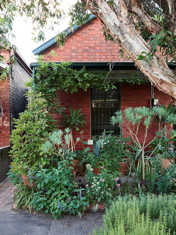 Diseño de jardines pequeños 9