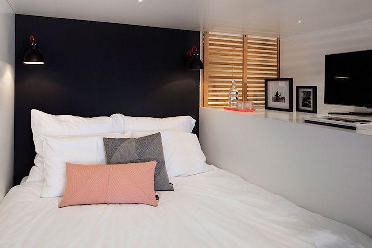 Mini loft moderno en Amsterdam 5