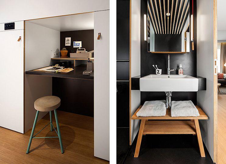 Mini loft moderno en Amsterdam 7