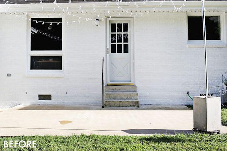 Renovar los pisos de un patio con pintura 12