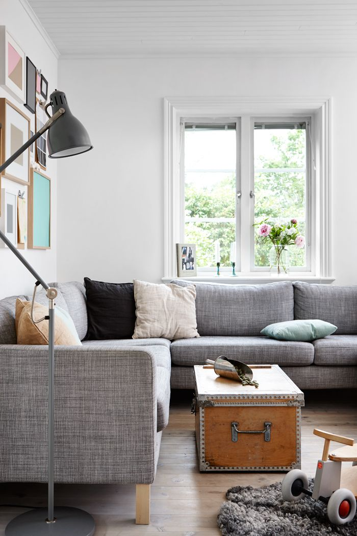 Decoración de casas: estilo nórdico industrial 1