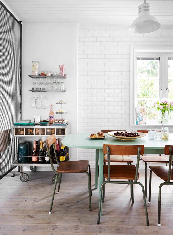 Decoración de casas: estilo nórdico industrial
