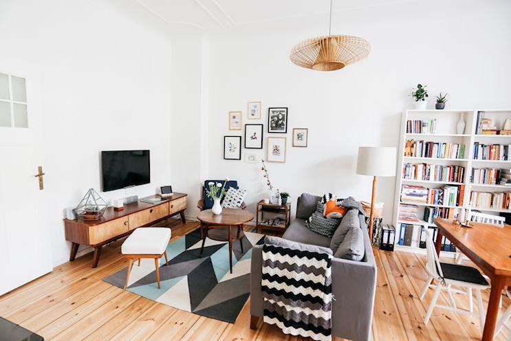 Cómo decorar livings pequeños: distribución de los muebles y delimitación de zonas