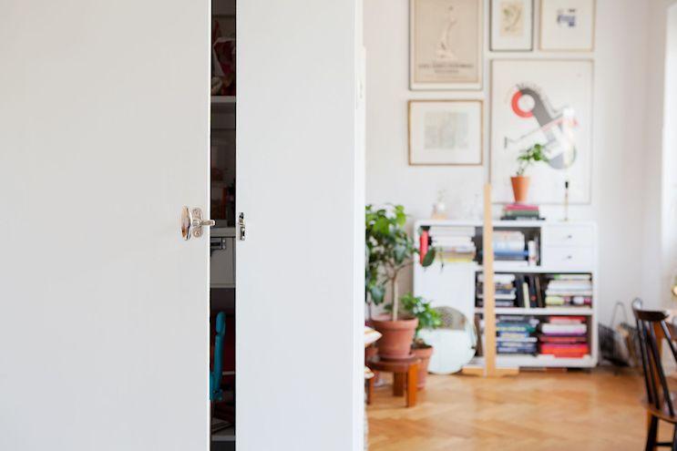 Departamento de 2 ambientes en estilo nórdico y vintage 7