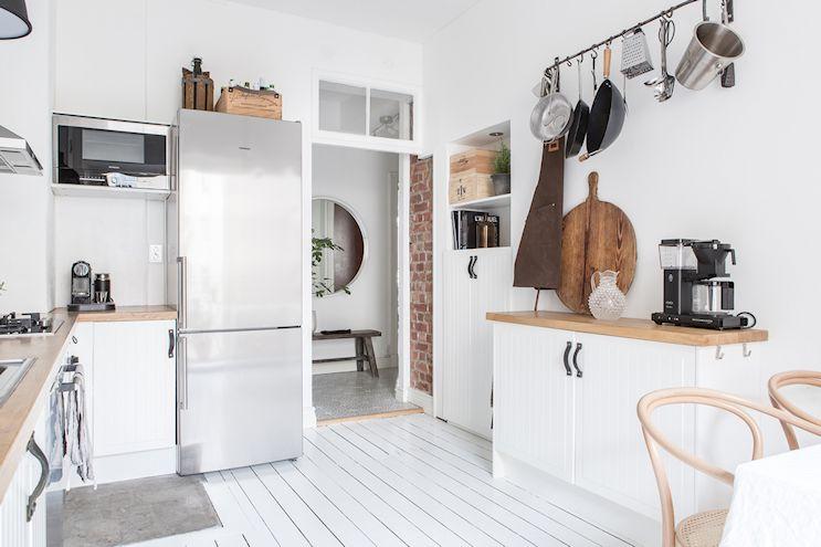 Cocina estilo escandinavo 13