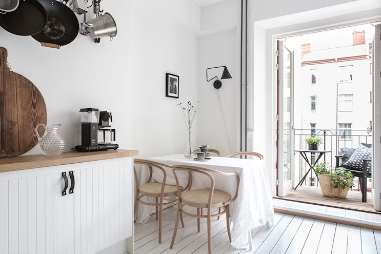 Cocina estilo escandinavo 14