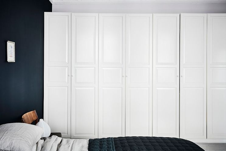 Agregar placard nuevo a dormitorio respetando estilo decorativo