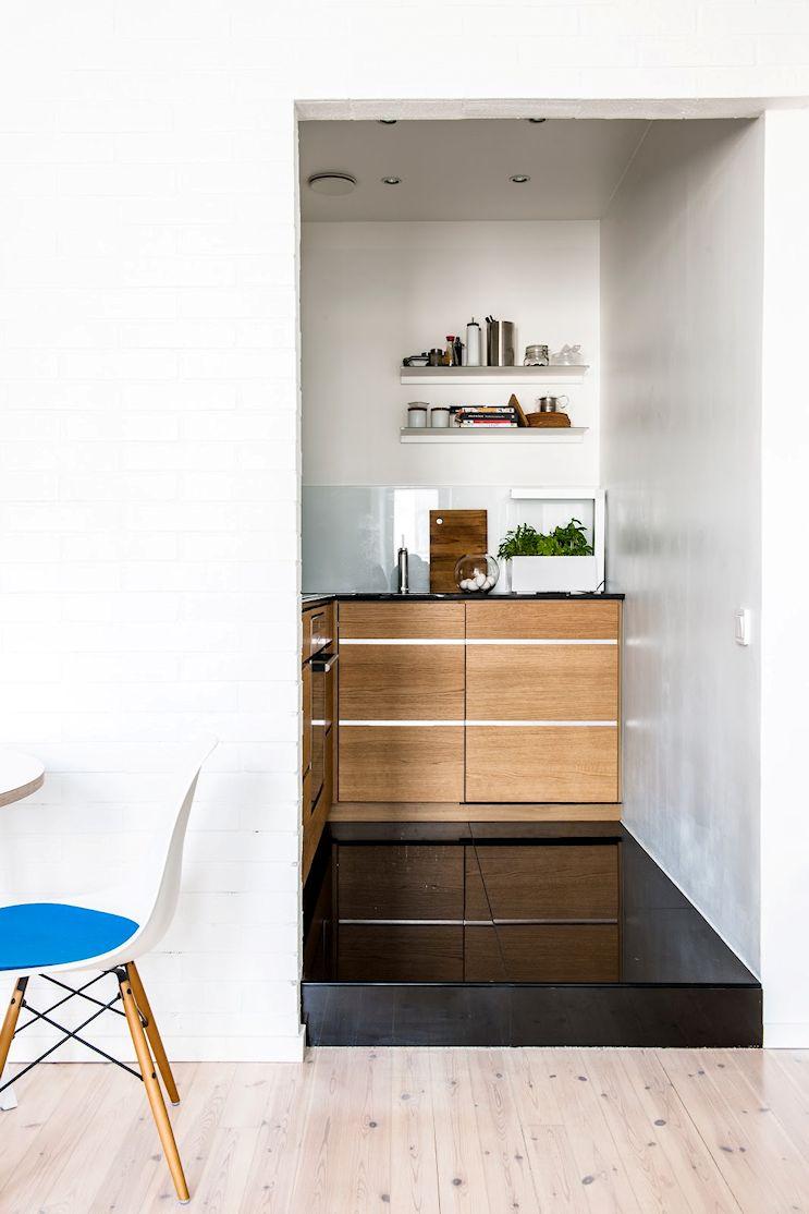 Decoración de departamentos minimalistas: 2 ambientes con mucho estilo 5