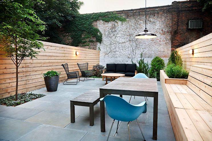 dise o de exteriores jardines patios y terrazas