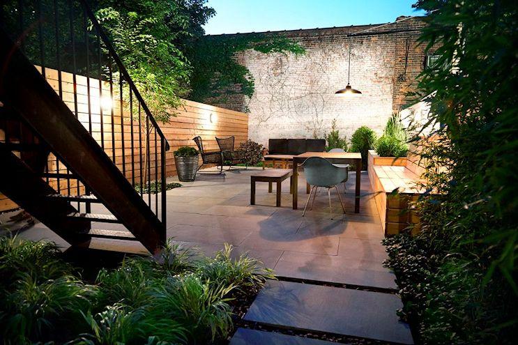 Diseño de patios modernos: una renovación de alto impacto 8