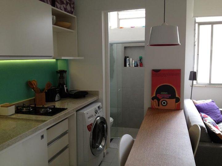 Los muebles a medida son ideales para espacios reducidos