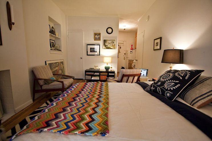 Los ambientes rectangulares permiten una mejor distribución de muebles
