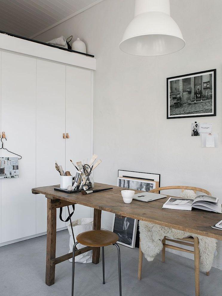 Decoración de casas pequeñas: una casita de 25 metros² con diseño nórdico 5