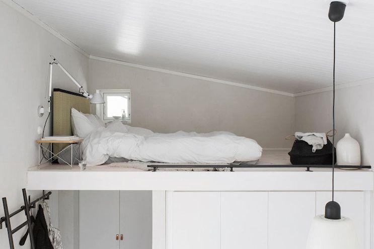 Decoración de casas pequeñas: una casita de 25 metros² con diseño nórdico 7