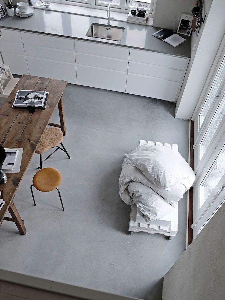 Decoración de casas pequeñas: una casita de 25 metros² con diseño nórdico 9