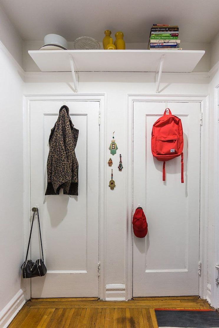Decoración en espacios reducidos: Monoambiente compacto y cómodo de 25 metros² 15