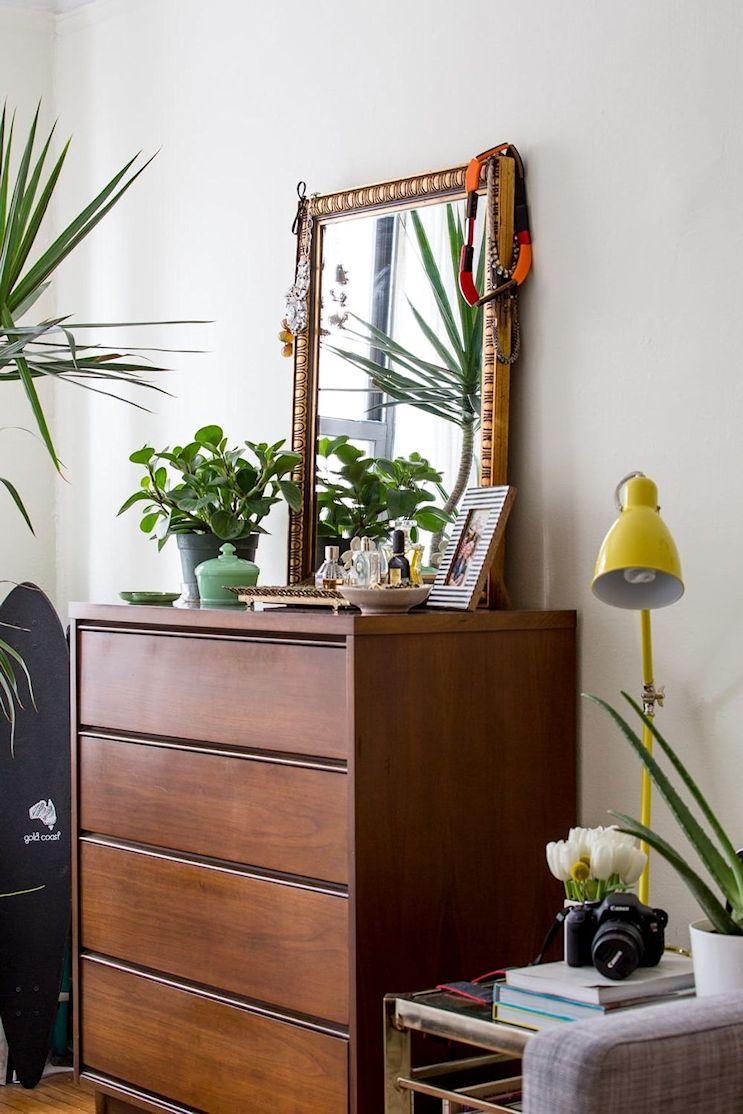 Decoración en espacios reducidos: Monoambiente compacto y cómodo de 25 metros² 4