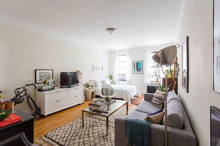 Decoración en espacios reducidos: Monoambiente compacto y cómodo de 25 metros² 6